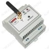 GSM Выключатель на DIN-рейку MP0212 190-250В; 16А; GSM 850/900/1800/1900; размеры 95*80*80мм