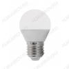 Лампа светодиодная 220В/  8,0Вт/ E27/ 6500К (холодный белый) (L464)/ 780Lm (LED8-G45/865/E27);