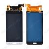Дисплей для Samsung J320F/DS Galaxy J3 + тач. белый, копия (яркость регулируется)
