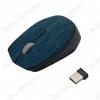 Мышь беспроводная RMW-611 Blue fabric