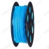 ABS пластик для 3D печати 1.75мм. Голубой (м) (6057) 1м..; Плотность: 1,05 г/см; Темп. экструзии: 230 - 240 °С; Тепл. изделия: 105 °C; Производитель:  (ФДпласт)