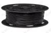 ABS пластик для 3D печати 1.75мм. Черный (м) (6052) 1м..; Плотность: 1,05 г/см; Темп. экструзии: 230 - 240 °С; Тепл. изделия: 105 °C; Производитель:  (ФДпласт)