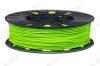 PLA пластик для 3D принтера, Зеленый (6559) 1Кг.; Материал: Полилактид; Плотность: 1,25 г/см; Темп. экструзии: 190 - 200 °С; Тепл. изделия: 55 °C; Производитель:  (ФДпласт)