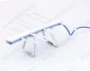 Антенна комнатная ЁЛКА АРА-040 активная бело-голубая