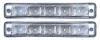 Дневные ходовые огни (арт. D/G4165) (комплект 2 шт.); Напряжение питания: 12В (длина провода 30см); Размер: 130х20 мм