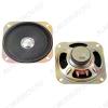 Динамик d=100mm, h=35mm; YD100-10RU40 (3ГДШ-7); 4R; 2W/3W; 180-14000 Hz уши; для радиоприемников