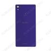 Задняя крышка для Sony Xperia Z2 (D6502/D6503) фиолетовый