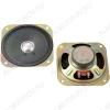 Динамик d=102mm; h=34mm; YD103-04(10); 4R; 2W/3W; 160-12500Hz уши; для радиоприемников