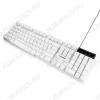 Клавиатура GK-200 White механизированные клавиши