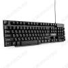 Клавиатура GK-200G Black анифантомные и механизированные клавиши, 12 доп. функции