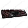 Клавиатура GK-300G Black металл, анифантомные и механизированные клавиши