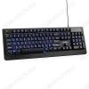 Клавиатура GK-310G Black металл, анифантомные клавиши, 12 доп. функции