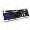 Клавиатура GK-500G Black/Grey металл, анифантомные клавиши