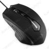 Мышь GM-610G Black подсветка, Soft-touch