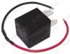 Реле авто 362.3787 контроля напряжения 12В; 25А; Напряжение вкл/выкл (13,3/12,8)+0,15В; Время задержки вкл/выкл (5/3с)