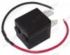 Реле авто 362.3787-04 контроля напряжения 12В; 25А; Напряжение вкл/выкл (10-16/10-16)+0,15В; Время задержки вкл/выкл (5/3с)