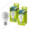 Лампа светодиодная 220В/ 10,0Вт/ E27/ 3000K (теплый белый) (L472) /840Lm (LED-A60-10W-E27-3K)
