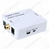 Аудиоконвертер COAXIAL+SPDIF TO SPDIF+COAXIAL CA123DD Вход COAXIAL+SPDIF; выход SPDIF+COAXIAL; питание 5VDC от USB