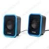 Колонки GSP-110 Синий/Черный