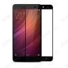 Защитное стекло Xiaomi Redmi Note 4X черное
