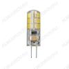 Лампа светодиодная (L478) 12В/4,0Вт/G4/3000K(теплый белый)/360Lm/ KP UTA00000770