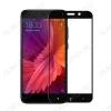 Защитное стекло Xiaomi Redmi 4X черное