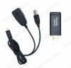 Wi-Fi HDMI адаптер Dongle T8 (OT-DVB14) (дублирует экран смартфона на ТВ) DLNA, Miracast, Airplay, AirMirror, WI-FI 802.11 b/g/n, для Android 4.4, iOS 8, Windows 8.1, Mac 10.9 и выше