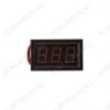 Вольтметр цифровой YB27A 60-500VAC GREEN щитовой