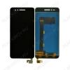 Дисплей для ZTE Blade A610 (TXDS500SHDPA-318) + тачскрин черный