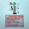 Радиоконструктор Индикатор уровня светодиодный №7 (на AN6884) Напряжение питания 9В; Ток потребления 15мА; Чувствительность 250
