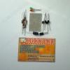 Радиоконструктор Зарядное устройство универсальное №71 (9...15В, 45...200мА) Напряжение питания 9-15В; Ток зарядки 45,60,75,100,150,200мА; Число заряжаемых АКБ 9шт.; время зарядки 14-15ч.
