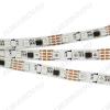 Лента светодиодная SPI-5000-5060-60 (021229)  RGB-бегущий огонь 12V 12W/m 5060*60