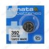 Элемент питания G/SR41W/392 1.5V;серебряно-цинковые;1/10                                                                (цена за 1 эл. питания)