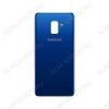Задняя крышка для Samsung A730 синий