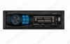Автомагнитола  FP-310 black/blue MP3; 4x45W, FM1/2/3 MW1/2 87,5-108 MHz, USB/SD/AUX,  DC12V, монохромный дисплей, фиксированная передняя панель