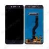 Дисплей для ZTE Blade A520 + тач. черный