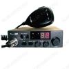 Радиостанция авто. Track 270 40/120 каналов, 8 Вт, ЧМ/АМ модуляция, индикация каналов, радиус действия до 15 км, диапазон СВ 27МГц, Питание 12/24В,  защита от переполюсовки