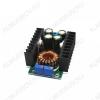 Радиоконструктор Преобразователь DC/DC в 0.8...28В(12А) из 7...32В,  рег.тока 0.2..12A Понижающий. Стабилизатор тока. Имеется подстроечный резистор для регулировки выходного тока, что делает модуль светодиодным драйвером.