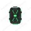 Аккумулятор внешний 10400mAh RPB-10407LT Black/ Green