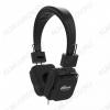 Наушники дуговые с микрофоном RH-605M Black