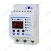 Ограничитель мощности однофазный OM-163 отключает нагрузку при превышении отключает нагрузку при превышении полной, активной, реактивной мощности, действующего тока, максимального и минимального напряжения