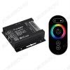Контроллер для RGBW модулей/лент VT-S17-4*6A RF-пульт (023322) RF; 12/24V; 24A (6A на канал); размеры 91*88*24мм;