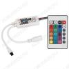 Контроллер для RGBW модулей/лент LN-WIFI-IR24B-2 , Wi-Fi, ИК-Пульт (022404) IR; 12/24V; 8A (2A на канал); управление по Wi-Fi со смартфонов на Android, iOS; размеры 52*22*9мм