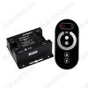 LED Диммер LN-RF6B-Sens Black RF - ПДУ (023377) 12/24V; 288/576W; размеры 83*79*33мм