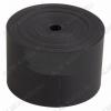 Термоусаживаемая лента 0.8/25мм черная (ролик 5м) (48-9006)