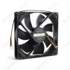 Вентилятор 12VDC 120*120*25mm D12025HM-3 3-pin с датчиком оборотов Ball, 2600 об, 27 дБ,  Тип разъёма: трёхпиновый Датчик оборотов: есть