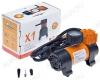 Автокомпрессор X1 (серия STANDARD ) (CA-030-14S) Производительность 30 л/мин; Максимальное давление 7 Атм; Напряжение 12 - 13.5 В; Максимальный ток 12,5 А; Время непрерывной работы до 15 мин.