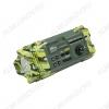 Радиоприемник RPR-707 Хаки, LED фонарь, Bluetooth, функция hands-free УКВ 64,0-108.0МГц; разъем USB, microSD; Питание от аккумулятора или 4xR20; Разъем подключения наушников - 3.5мм