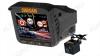 Видеорегистратор+радар-детектор COMBO 5S Super HD с модулем GPS, GSM и вынесенной 2-ой камерой microSD - карта 8-128Gb; Li-ion аккумулятор; дисплей 2.4