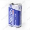 Элемент питания 6F22/КРОНА 9V;солевые;10/400                                                                                                         (цена за 1 эл. питания)